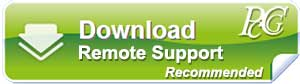 Recommended Download for Remote Support