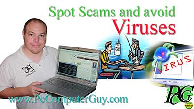 Spot Scams title Image