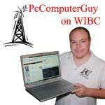 Nick Ellis - PC Computer Guy on Indy's WIBC 93.1FM - Malware Monday