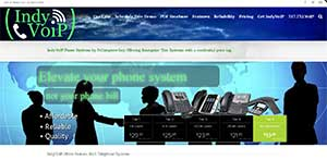 IndyVoIP Website