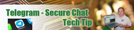 Telegream - Secure Public or Private Communication